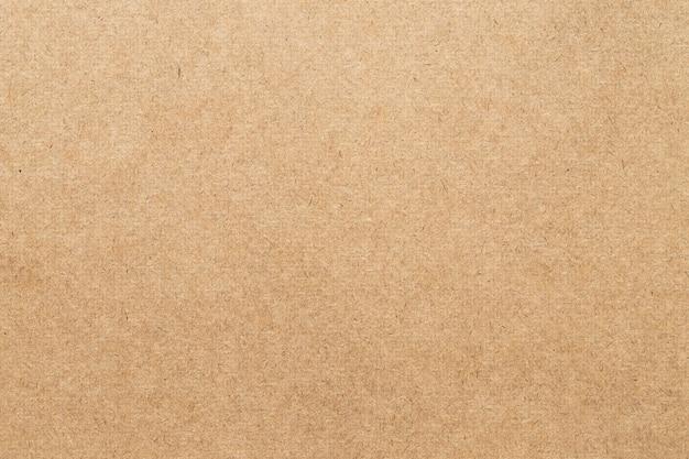 Abstracte bruine gerecycleerde document textuurachtergrond