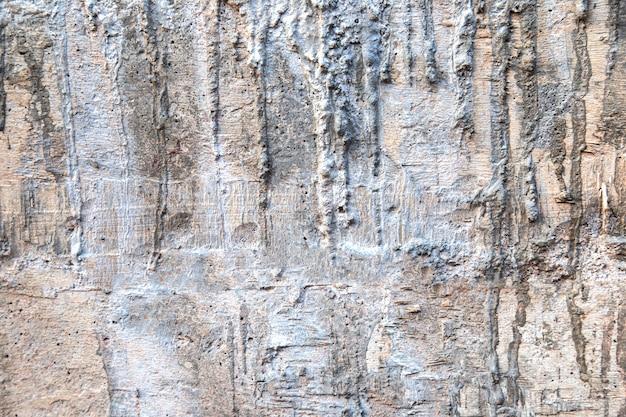 Abstracte de oppervlakteachtergrond of behang van de grungetextuur. distress of vuil en schade-effect.