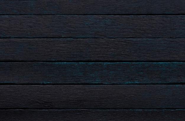 Abstracte donkerblauwe houten textuurachtergrond