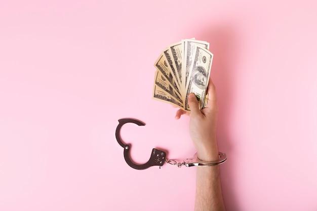 Abstracte financiële vrijheid stilleven assortiment