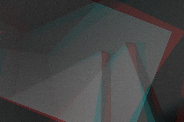 Abstracte fotokopie textuur achtergrond, kleur dubbele belichting, glitch