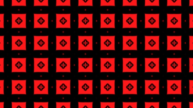 Abstracte geometrische naadloze patroonachtergrond premium foto