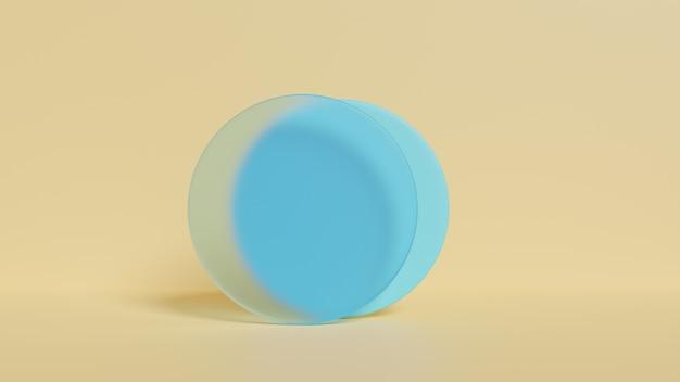 Abstracte geometrische vorm minimale samenvatting