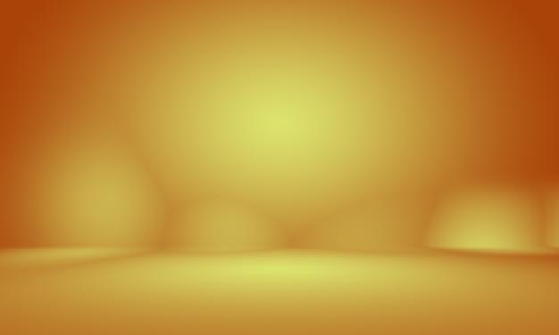 Abstracte gladde bruine muur achtergrond lay-outontwerp, studio, kamer, websjabloon, bedrijfsrapport met vloeiende cirkel kleur voor de kleurovergang.