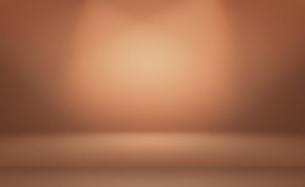 Abstracte gladde bruine muur achtergrond