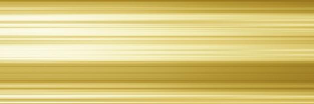 Abstracte gouden achtergrond. horizontale gouden lijnen.