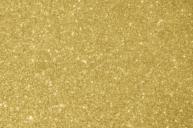 Abstracte gouden glitter schittering