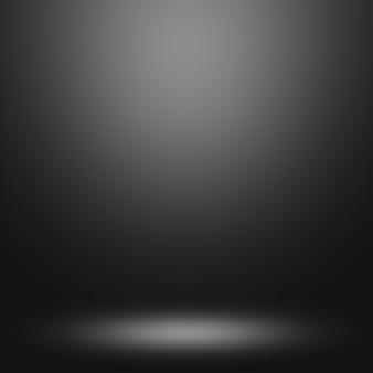Abstracte gradiënt grijze ruimte - toon uw producten