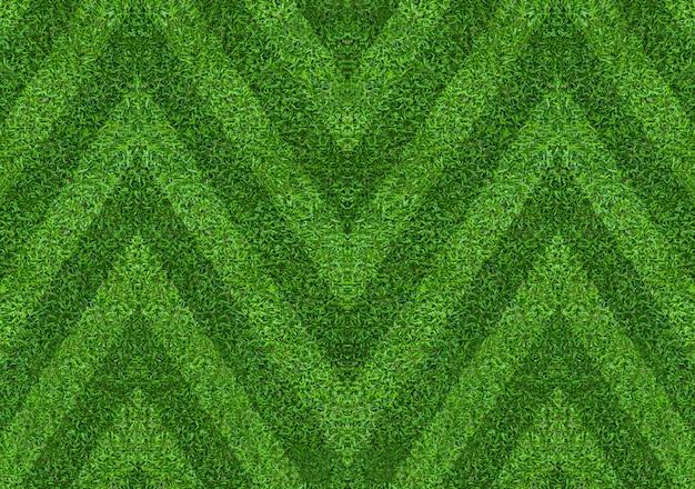 Abstracte groene gras veld achtergrond. groen gazonpatroon en textuur voor achtergrond.