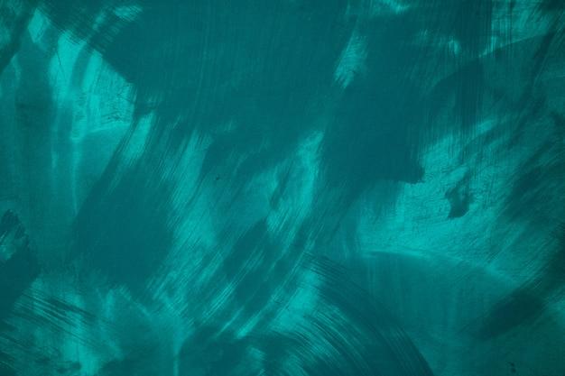 Abstracte groene kleur die dicht omhoog schildert.