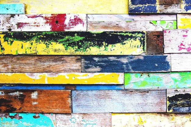 Abstracte grunge houten achtergrond