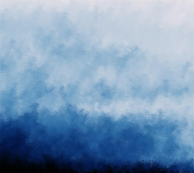 Abstracte grunge marineblauwe betonnen muur textuur achtergrond. interieur geweven behang