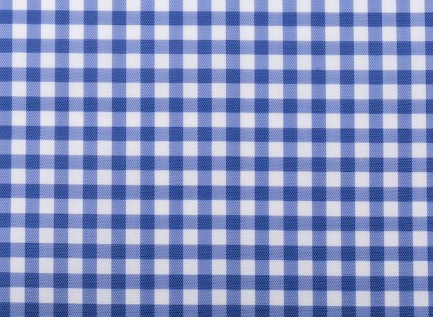 Abstracte hand tekenen patroon stof textuur vierkant blauw