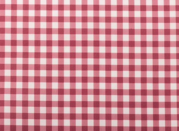 Abstracte hand tekenen patroon stof textuur vierkant rood