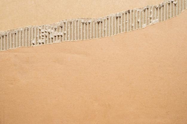 Abstracte kartonnen papier textuur achtergrond