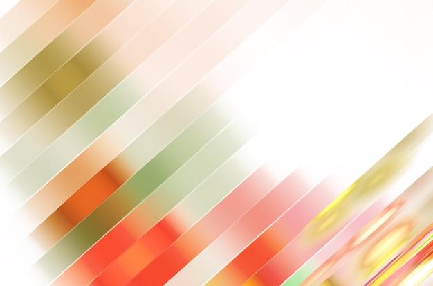 Abstracte kleur dynamische achtergrond met lichteffect fractal art