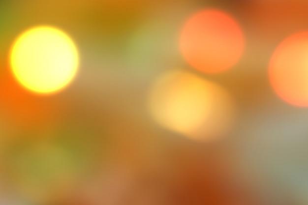 Abstracte kleuren bokeh op achtergrond met photoshop.