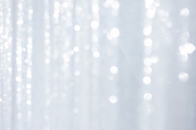 Abstracte kleurrijk defocused achtergrond woth feestelijk licht bokeh