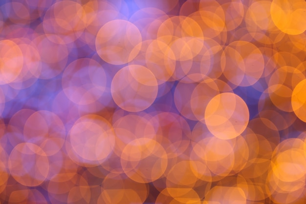 Abstracte kleurrijk defocused cirkelvormige facula, abstracte achtergrond