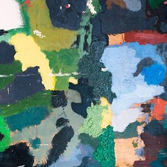 Abstracte kleurrijke patch gestructureerde achtergrond