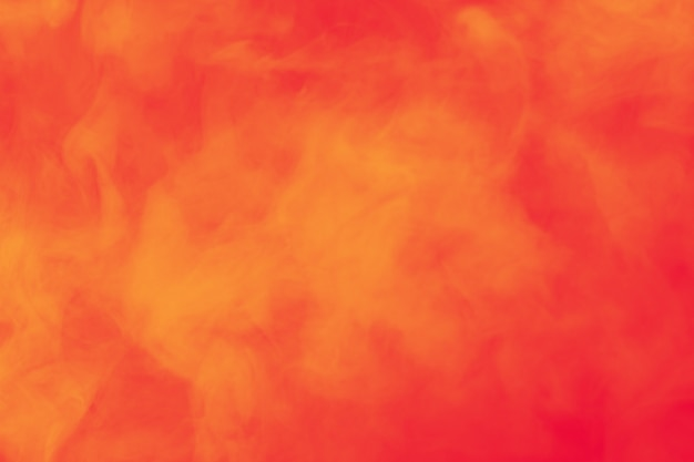 Abstracte kleurrijke rook achtergrond.