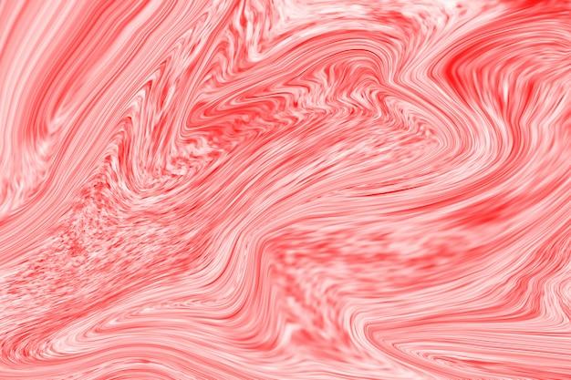 Abstracte kunst van prachtige verf van marmer