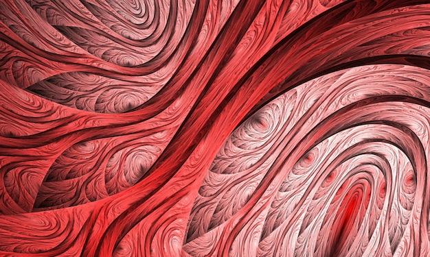 Abstracte kunstachtergrond voor ontwerp
