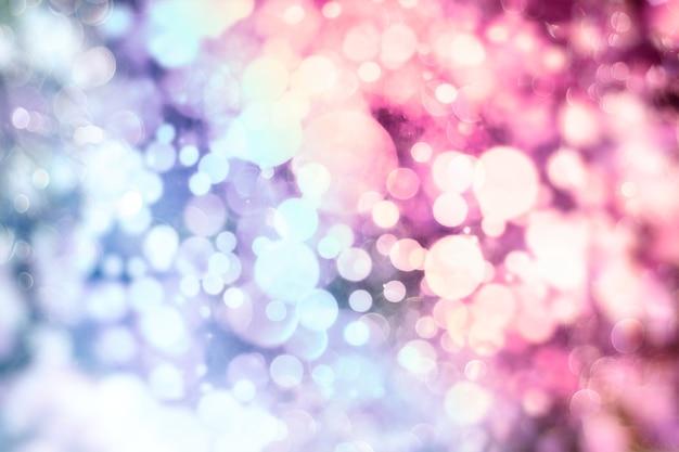 Abstracte lichte vieringsachtergrond met intreepupil gouden lichten voor kerstmis, nieuwjaar, vakantie, party
