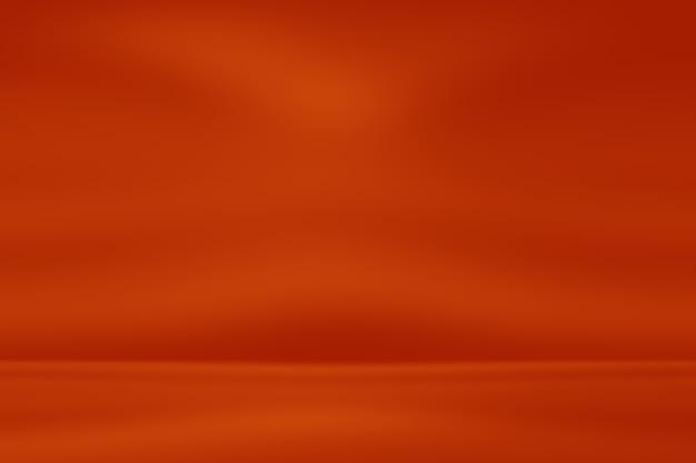 Abstracte lichtgevende oranjerode achtergrond