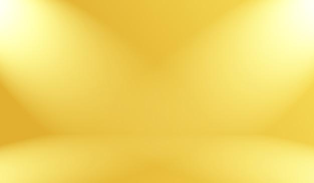 Abstracte luxe gouden gele achtergrond met kleurovergang