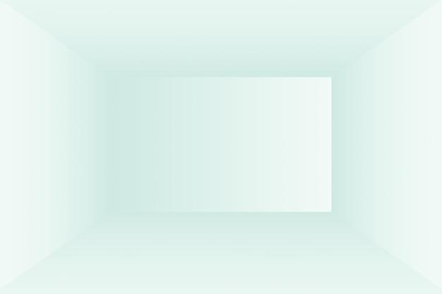 Abstracte luxe gradiënt blauwe achtergrond. glad donkerblauw met zwart vignet studio banner.