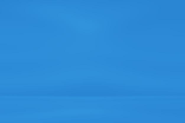 Abstracte luxe gradiënt blauwe achtergrond.