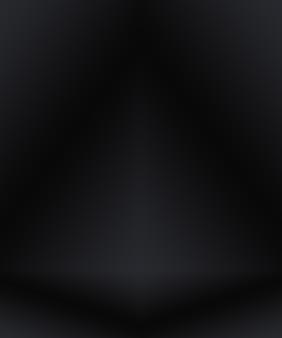 Abstracte luxe vervagen donkergrijze en zwarte achtergrond met kleurovergang