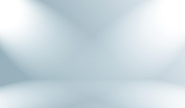 Abstracte luxe vervagen grijze kleurverloop, gebruikt als achtergrond studio muur voor het weergeven van uw producten.