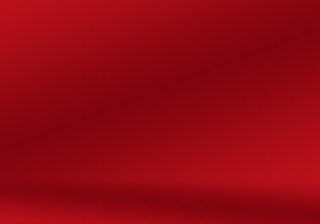 Abstracte luxe zachte rode achtergrond kerst valentines lay-out designstudioroom websjabloon zakelijke...