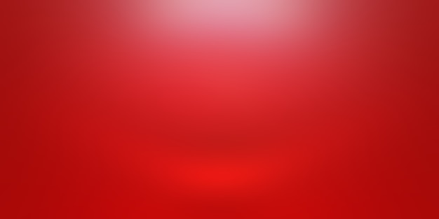 Abstracte luxe zachte rode achtergrond kerstmis valentines lay-outontwerp, studio, kamer, websjabloon, bedrijfsrapport met vloeiende cirkel kleur voor de kleurovergang.