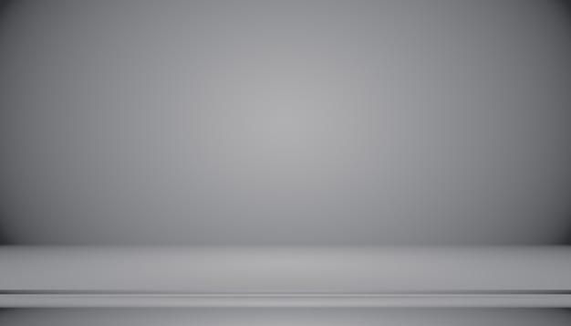 Abstracte luxe zwarte gradiënt met rand vignet achtergrond studio achtergrond - goed te gebruiken als achtergrond achtergrond, studio achtergrond, verloop frame.