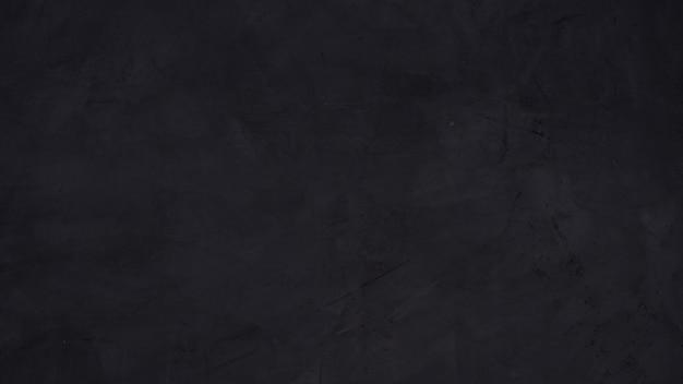 Abstracte muurbehang donkere cementmuur, grunge textuur zwarte muur.