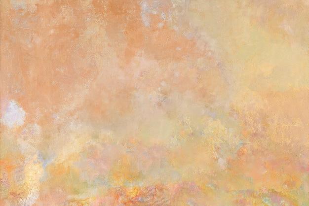 Abstracte olieverf getextureerde achtergrond