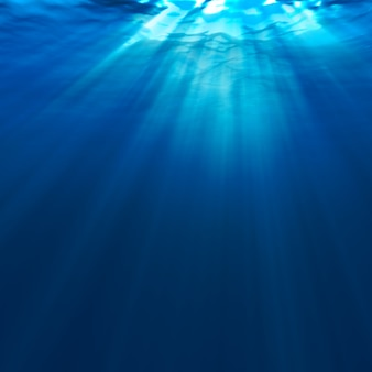 Abstracte onderwaterachtergrond