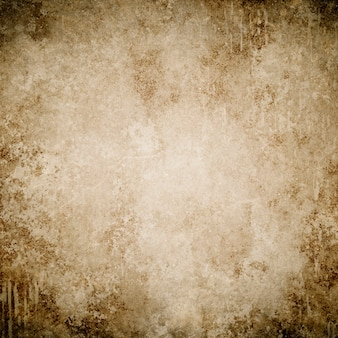 Abstracte oude, bruine achtergrond, grunge, oud papier, papier textuur