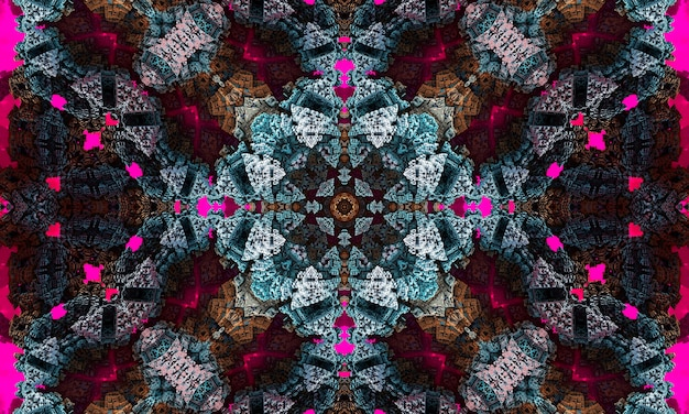 Abstracte paarse kruis. artistieke stijl digitale afbeelding voor vastentijd en passie van jezus christus.