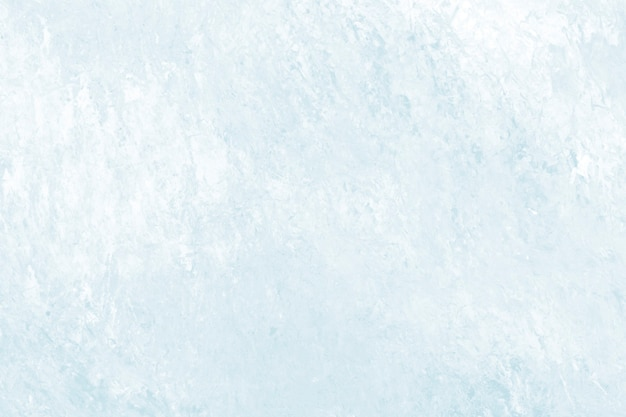 Abstracte pastel blauwe verf penseelstreek getextureerde achtergrond