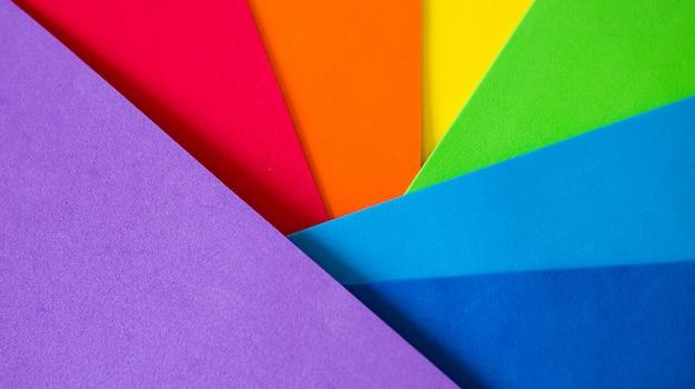 Abstracte regenboogachtergrond met textuur