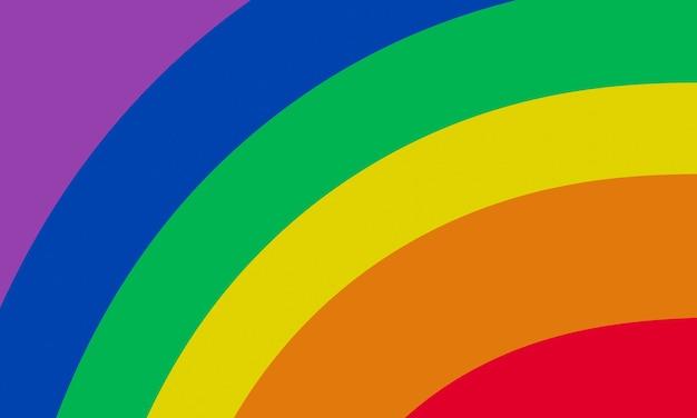 Abstracte regenboogkleur. lgbtq+ achtergrond.