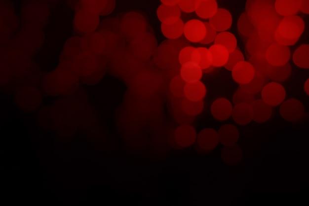 Abstracte rode bokehachtergrond