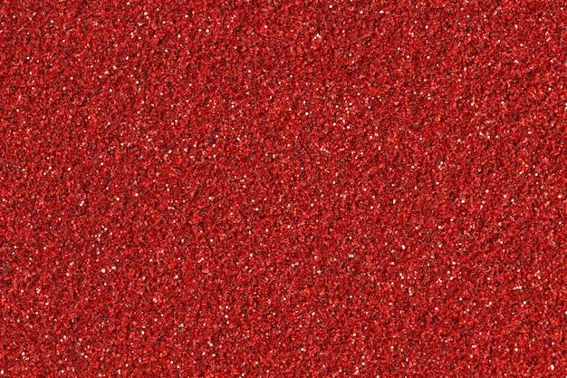 Abstracte rode kerst glitter achtergrond. hallo res foto.