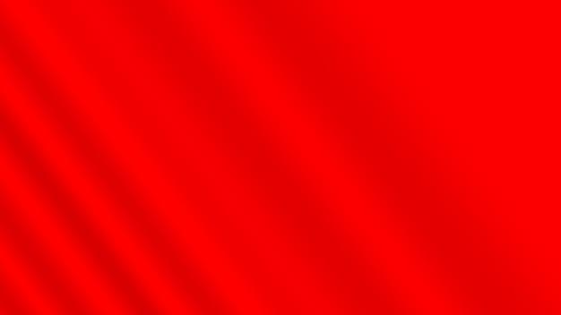 Abstracte rode zachte vervagen stof textuur achtergrond voor website banner poster en uitnodigingskaart ontwerpelement