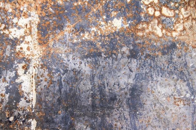 Abstracte roestige grungy metalen wand