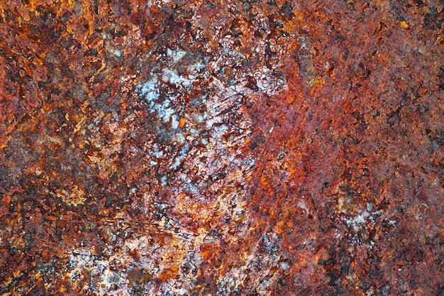 Abstracte roestige metaaltextuur, achtergrond